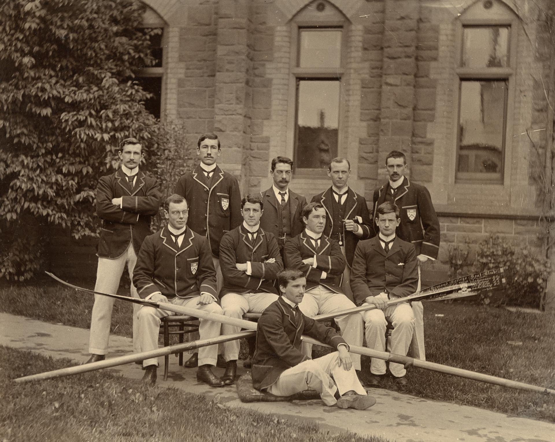 Ormond College boat crew, University of Melbourne