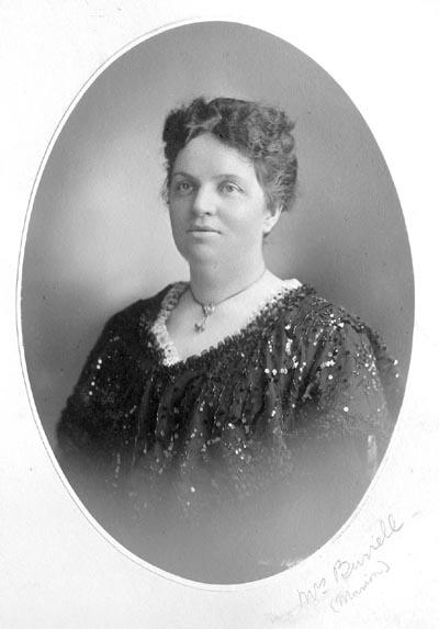 Mrs Marion Burrell